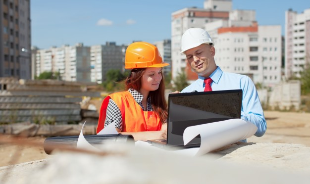 samarbejdsevner på byggeprojekt