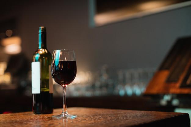 god rødvin